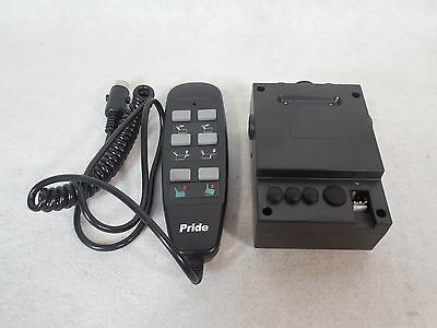 Pride Mobility Lift Chair Control Box and Hand Control ELEASMB712009 Combo *NIB