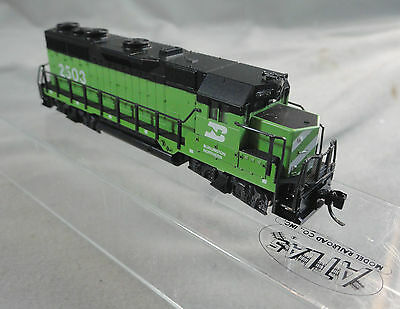 Atlas/Kato N Scale No 4608 EMD GP35 Burlington Northern Road 2503