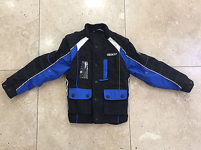 Axo Motorcycle Dirt Bike Motocross Jacket Kids Youth