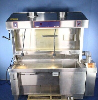 Mopec Grossing Station Grosslab Pathology Workstation with Warranty