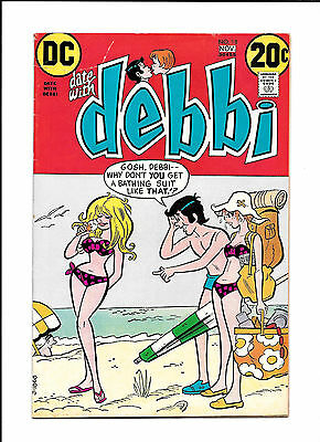 Date With Debbi #18 Last Issue Less Common (Gd/vg)