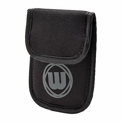 Winmau Neo Wallet Soft Touch Black