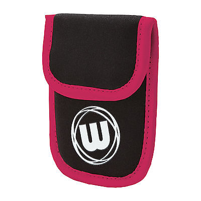 Winmau Neo Wallet Soft Touch Pink