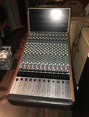 NEVE 51 Series 12 Channel Sidecar