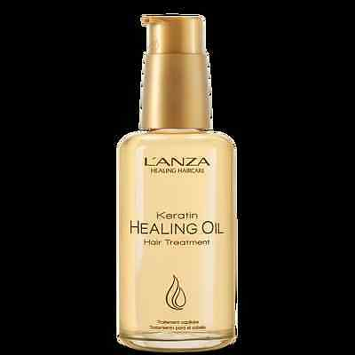 Lanza Keratin Healing Oil Treatment 3.4 oz.