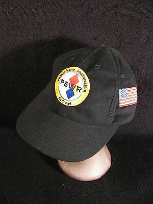 Pennsylvania Southwestern Railroad PSWR Embroidered Cap Hat