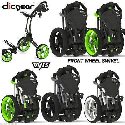 Carro de Golf Modelo CUBE 3 ruedas - CUBE 3 wheel golf trolley 5 Color