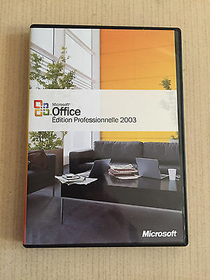 Microsoft Office Edition Professionnelle 2003