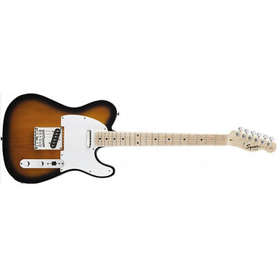 Fender Squier Affinity Telecaster 2-Color Sunburst MN
