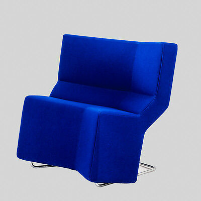 CHAOS – Classicon, Konstantin Grcic 2001, unkonventioneller Sessel.