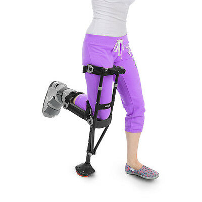 IWALK FREE 2.0 - Hands Free Crutch - Great Alternative To Crutches