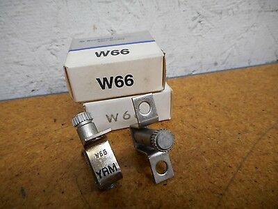 Allen Bradley W66 Thermal Overload Heater Elements New In Box (Lot of 2)