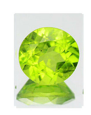 1,39 CTS EXCELENTE PERIDOTO.Shimmering Lustrous Natural Green Peridot Pakistan