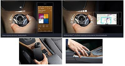 Sony RM-X7BT Adapter Mobile Phone Smartphone Control in the car over