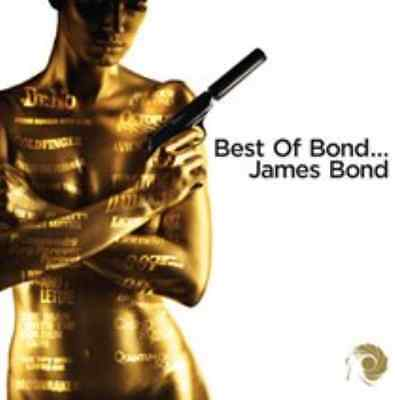 Various Artists-Best of Bond... James Bond  CD NEW