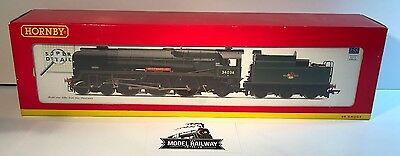 """Hornby ~ R2609 - BR 4-6-2 WEST COUNTRY CLASS 34036 """"WESTWARD HO"""" - PREOWNED RARE"""
