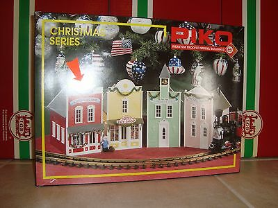 Piko 62200 Christmas G Scale Santa's Work Shop Kit Unassembled Model New In Box!