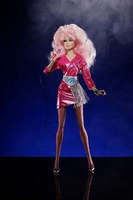 Jem And The Holograms Collectible Dressed Doll Classic Jem