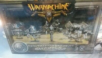 Convergence of Cyriss Battlegroup Warmachine 36000 Sealed Plastic Miniatures