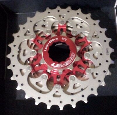 Sunrace Driven Cassette CSRX 11 / 28 Silver works w/ all 11 speed spacing