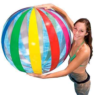 """Intex Jumbo Ball Glossy Panels with Variated Eye Catching Designs 42"""" Best Toy"""