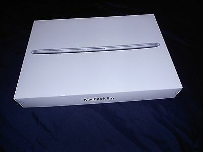 """Empty Box Only Apple MacBook Air 15"""" Screen A1398 Booklet - No LAPTOP COMPUTER"""