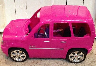 Barbie Fashionista Rock Star Rock and Roll Ultimate Limo 2011 And Barbie Doll