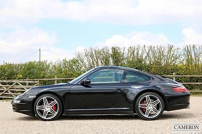 Porsche 911 997 Carrera 4 S Coupe 3.8 2dr Coupe Manual Petrol