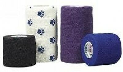 Pet Flex Bandage Paw Print, 5 cm PETS/DOGS/ANIMAL WELFARE/FAST DELIVERY/UK