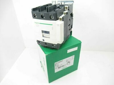LC1D80G7 Schneider Contactor 600VAC 80A 3-Pole 120VAC Coil ( New in Box )