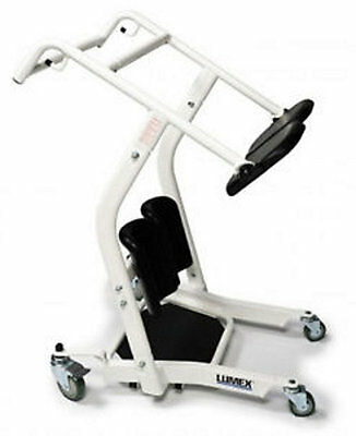 New Lumex Stand Assist Lf1600 Manual Stand Up Patient Lifter