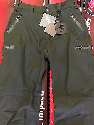 Seeland Eton Waterproof Windproof Breathable Silent Hunting Stalking Trousers