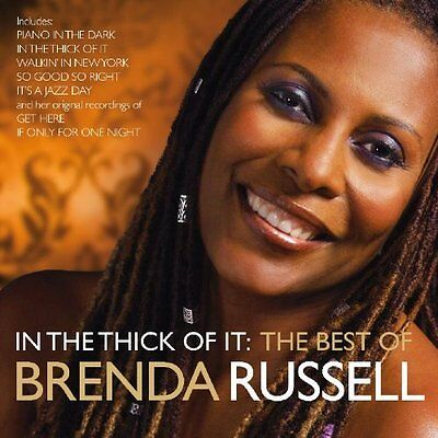 """Russell,Brenda""-In The Thick Of It  CD NEW"