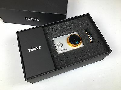 ThiEYE V5e Action Camera with Interchangeable Filters! NEW *UK SELLER*