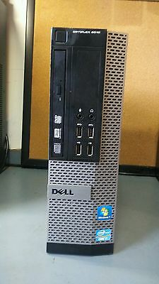 Dell Optiplex 9010 SFF Core i7-3770 3.4GHz 8GB RAM 1.5TB HDD Win 7 Pro