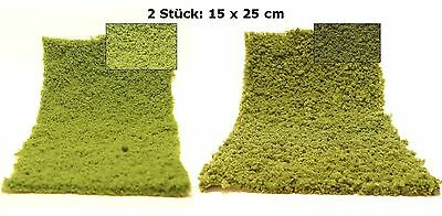 2 Ground mats for model scenery or wargame (15x25cm) – Jordan 752E – free post