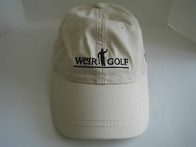 Weir Golf/mike Wier Kia Hat