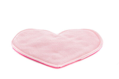 Guinea pig and small animal WATERPROOF pee pad, pink heart