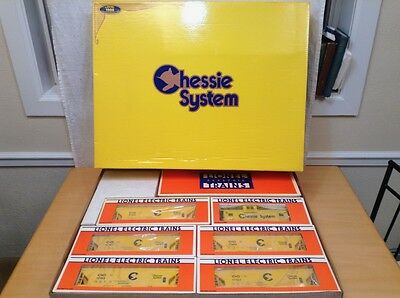 Lionel Chessie SystemTrain Limited Edition 1988 Limited Production 6 - 11705