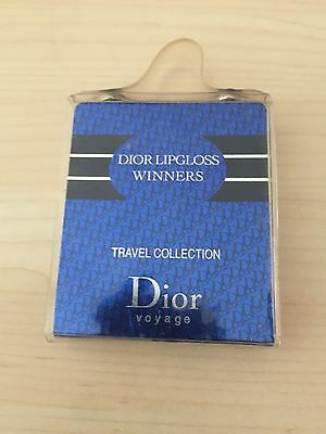 Dior lipgloss winners pour collection