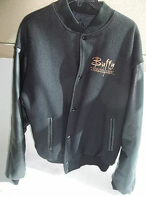"Rare Convention ""Buffy the Vampire Slayer"" - Black Jacket - LARGE"
