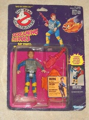 The real Ghostbusters Ray Stantz MOC