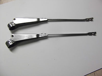 Pr of early style SEV wiper arms for Citroen 2CV .1000+Citroen parts in SHOP