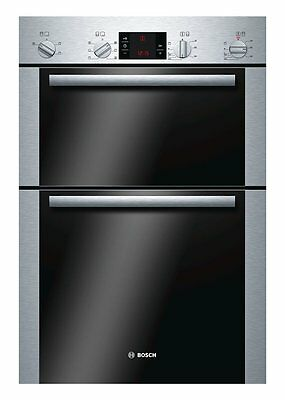 NEW Bosch HBM43B250A 60cm Serie 6 Electric Built-In Double Oven