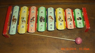1950's Vintage Xylophone made in Japan
