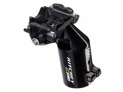 RITCHEY integrated seat tube one-bolt mast topper wcs 34.9 x 70mm offset 25mm