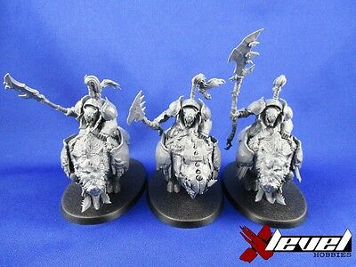 Gore-Gruntas with Jagged Gore- Hackas [x3] Destruction Grand Alliance [Age of...