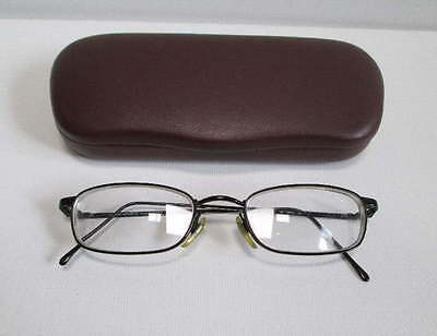 Emporio Armani 120 706 Eyeglasses Frame Made in Italy