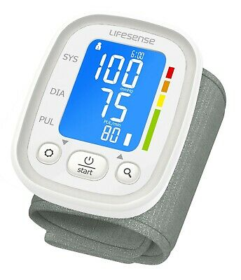 Digital Blood Pressure Monitor Automatic Wrist Style Brand New