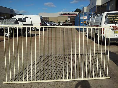 Approved Aluminium Pool Fence Panel - Flat Top Primrose 1200x2400 Fencing